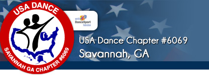 USA Dance (Savannah) Chapter #6069